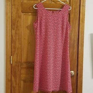 Liz Claborne Floral Print Dress
